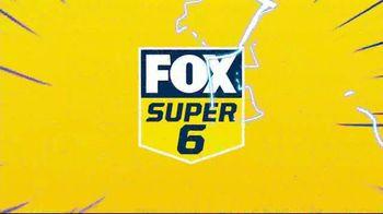 FOX Bet Super 6 App TV Spot, 'Pick Six: NFL Playoffs' - Thumbnail 1