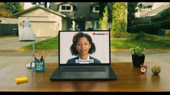 TurboTax Live TV Spot, 'Straight to You: College' - Thumbnail 6