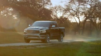 Ram Trucks Owner Appreciation Days TV Spot, 'Never Been Done Before' Song by Foo Fighters [T2]