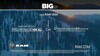 Ram Trucks Big Finish 2020 TV Spot, 'Nothing More Rewarding' Song by Chris Stapleton [T2] - Thumbnail 10