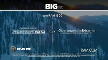 Ram Trucks Big Finish 2020 TV Spot, 'Nothing More Rewarding' Song by Chris Stapleton [T2] - Thumbnail 9
