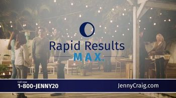 Jenny Craig Rapid Results Max TV Spot, 'Amy: Recharge Bar' - Thumbnail 5