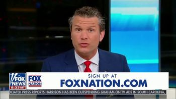 FOX Nation TV Spot, 'Celebrate America: Original Exclusive Shows' - 10 commercial airings