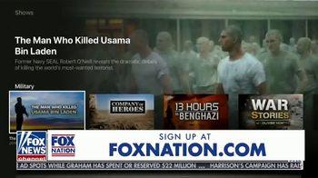 FOX Nation TV Spot, 'Celebrate America: Original Exclusive Shows' - Thumbnail 5