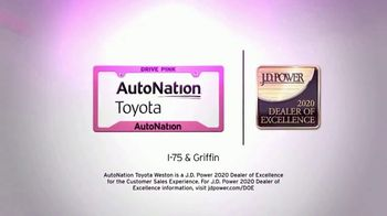 AutoNation TV Spot, 'I Drive Pink: 2020 Models: 0% Financing for 60 Months' - Thumbnail 10