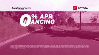 AutoNation TV Spot, 'I Drive Pink: 2020 Models: 0% Financing for 60 Months' - Thumbnail 7