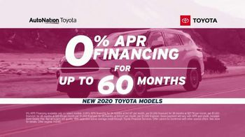 AutoNation TV Spot, 'I Drive Pink: 2020 Models: 0% Financing for 60 Months' - Thumbnail 9