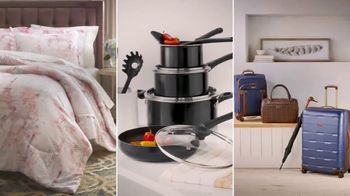 Macy's Venta de Un Día TV Spot, 'Almohadas, edredones y utensilios de cocina de diseño' [Spanish] - Thumbnail 1