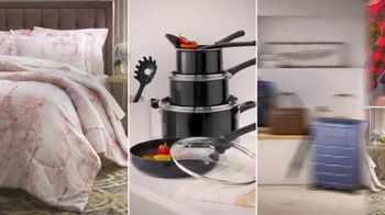 Macy's One Day Sale TV Spot, 'Designer Pillows, Comforters, Cookware' - Thumbnail 2