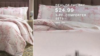 Macy's One Day Sale TV Spot, 'Designer Pillows, Comforters, Cookware' - Thumbnail 6