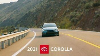 2021 Toyota Corolla TV Spot, 'Western Washington Road Trip: Connected' Ft. Ethan Erickson [T2] - Thumbnail 3