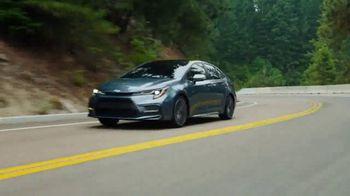2021 Toyota Corolla TV Spot, 'Western Washington Road Trip: Connected' Ft. Ethan Erickson [T2] - Thumbnail 4