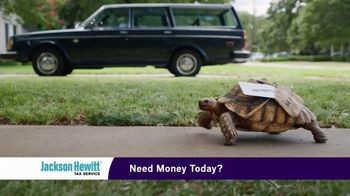Jackson Hewitt TV Spot, 'Refund Advance'