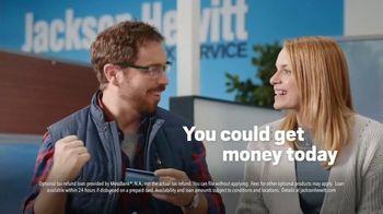 Jackson Hewitt TV Spot, 'Refund Advance' - Thumbnail 8