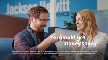 Jackson Hewitt TV Spot, 'Refund Advance' - Thumbnail 9