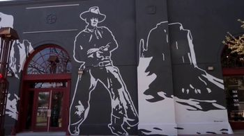 Fort Worth Stockyards TV Spot, 'John Wayne: An American Experience: Now Open'