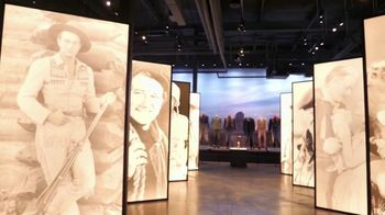 Fort Worth Stockyards TV Spot, 'John Wayne: An American Experience: Now Open' - Thumbnail 8
