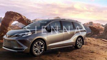 2021 Toyota Sienna TV Spot, 'Captain' [T1] - Thumbnail 9