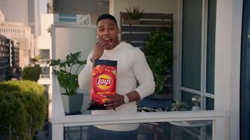 Lay's Flamin' Hot TV Spot, 'Hot in Here' Featuring Nelly