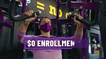 Planet Fitness TV Spot, 'Get Moving: Extended: Masks' - Thumbnail 2