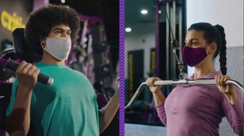 Planet Fitness TV Spot, 'Get Moving: Extended: Masks' - Thumbnail 4