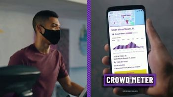 Planet Fitness TV Spot, 'Get Moving: Extended: Masks'