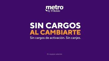 Metro by T-Mobile TV Spot, 'Conquista tu nuevo año con cuatro teléfonos Samsung gratis' [Spanish] - Thumbnail 8