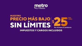 Metro by T-Mobile TV Spot, 'Conquista tu nuevo año con cuatro teléfonos Samsung gratis' [Spanish] - Thumbnail 9