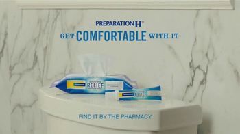Preparation H Soothing Relief TV Spot, 'All Three' - Thumbnail 9