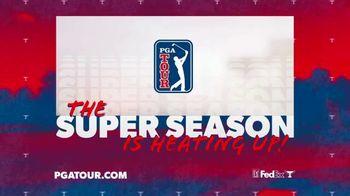 PGA TOUR TV Spot, 'Super Season: Heating Up' - Thumbnail 10
