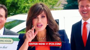 Publishers Clearing House TV Spot, 'Could Be You: $5,000 a Week for Life' Featuring Marie Osmond - 2106 commercial airings