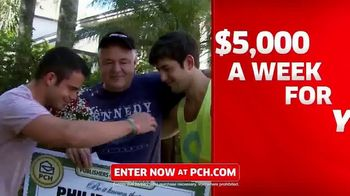 Publishers Clearing House TV Spot, 'Could Be You: $5,000 a Week for Life' Featuring Marie Osmond - Thumbnail 6