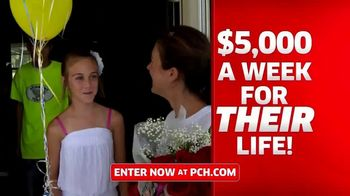 Publishers Clearing House TV Spot, 'Could Be You: $5,000 a Week for Life' Featuring Marie Osmond - Thumbnail 9
