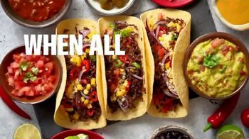 Postmates TV Spot, 'NFL: When All You Can Tacos Is Think About' - Thumbnail 9