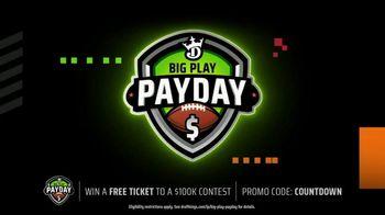 DraftKings Big Play Payday TV Spot, 'NFL Wild Card: Ravens vs. Titans' - Thumbnail 2