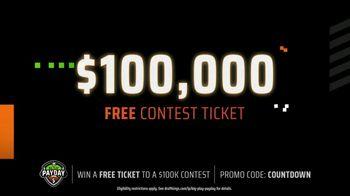 DraftKings Big Play Payday TV Spot, 'NFL Wild Card: Ravens vs. Titans' - Thumbnail 5