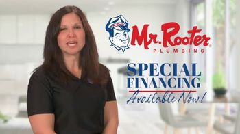 Mr. Rooter Plumbing TV Spot, 'Special Financing' - Thumbnail 5