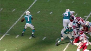 Verizon 5G TV Spot, 'NFL: Reliable: Tua Tagovailoa' - 2 commercial airings