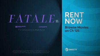 DIRECTV Cinema TV Spot, 'Fatale' - Thumbnail 10