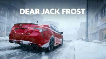Toyota TV Spot, 'Dear Jack Frost' [T2] - Thumbnail 1