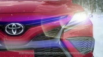 Toyota TV Spot, 'Dear Jack Frost' [T2] - Thumbnail 6
