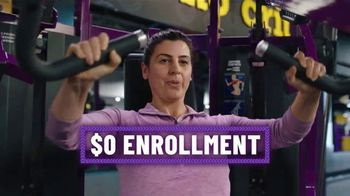Planet Fitness TV Spot, 'Get Moving: Extended: $0 Enrollment, $10 a Month' - Thumbnail 2