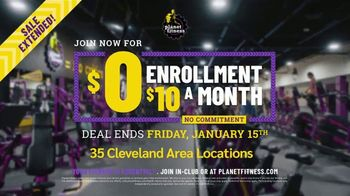 Planet Fitness TV Spot, 'Get Moving: Extended: $0 Enrollment, $10 a Month' - Thumbnail 8