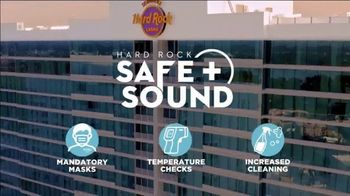 Hard Rock Hotel & Casino TV Spot, 'Safe and Sound' Song by Club Yoko - Thumbnail 7