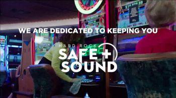 Seminole Hard Rock Hotel & Casino TV Spot, 'Safe and Sound' Song by Club Yoko - Thumbnail 8