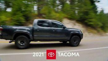 2021 Toyota Tacoma TV Spot, 'Road Trip: My Truck' Feat. Danielle Demski, Ethan Erickson [T2] - Thumbnail 3