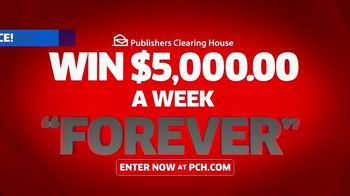 Publishers Clearing House TV Spot, 'Change Your Life: $5,000 a Week for Life' Featuring Brad Paisley - Thumbnail 8