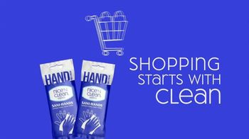 Nice 'N Clean Hand Wipes TV Spot, 'Healthy Shopping: Full Line' - Thumbnail 2