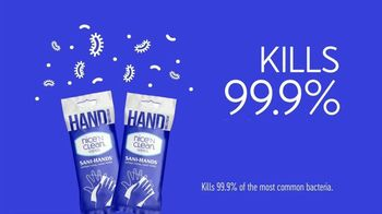 Nice 'N Clean Hand Wipes TV Spot, 'Healthy Shopping: Full Line' - Thumbnail 4