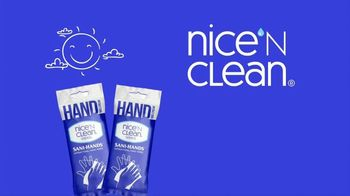 Nice 'N Clean Hand Wipes TV Spot, 'Healthy Shopping: Full Line' - Thumbnail 8